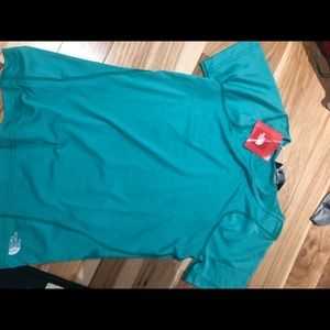 North Face athletic T-shirt